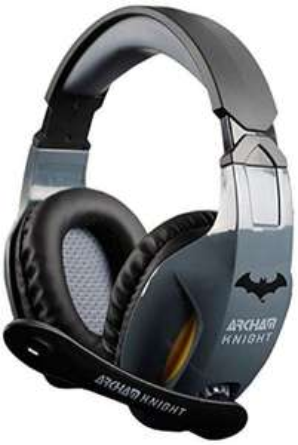 Casque micro Batman: Arkham Knight indeca pour PS4