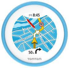 Système de navigation Tomtom Vio pour Scooters