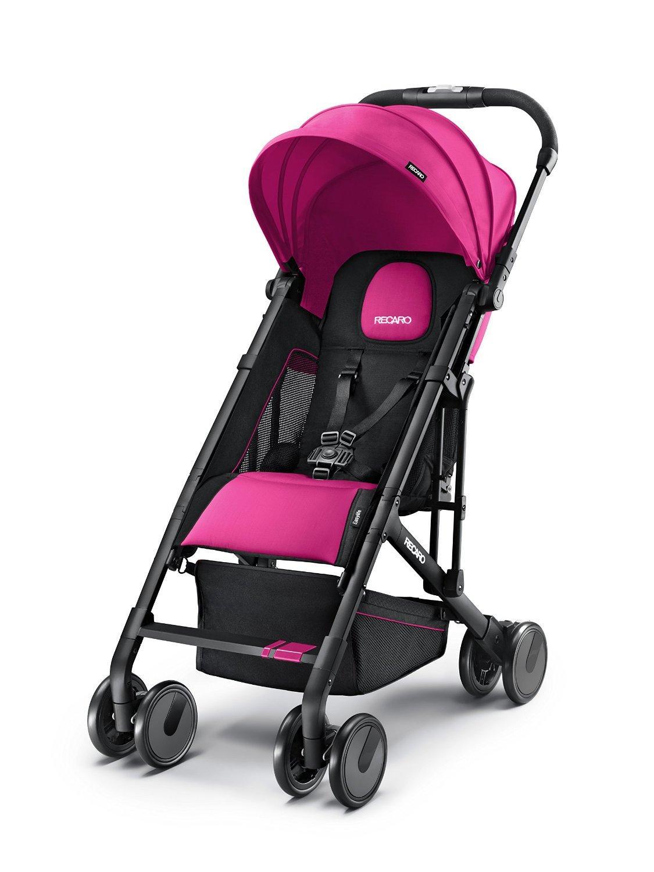 Poussette Recaro Easylife Pink Black Frame