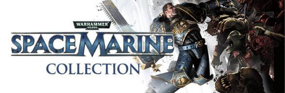 Warhammer 40,000: Space Marine Collection sur PC (Dématérialisé)