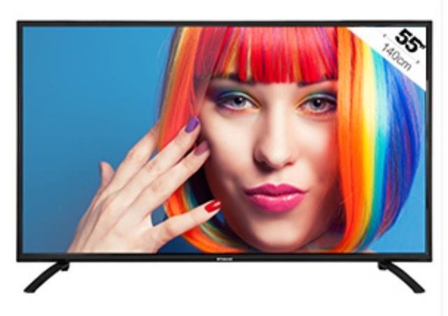 """TV LED 55"""" Polaroid TQL55FHD - Full HD"""