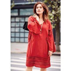 40%  de réduction sur une sélection d'articles grandes tailles - Ex : Robe style vintage Castaluna