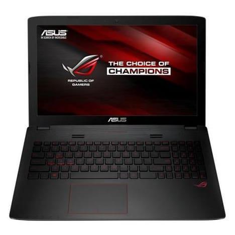 """PC portable 15.6"""" full HD Asus G552VW-DM402T (i7-6700HQ, GTX 960M, 8 Go de RAM, 1 To)"""