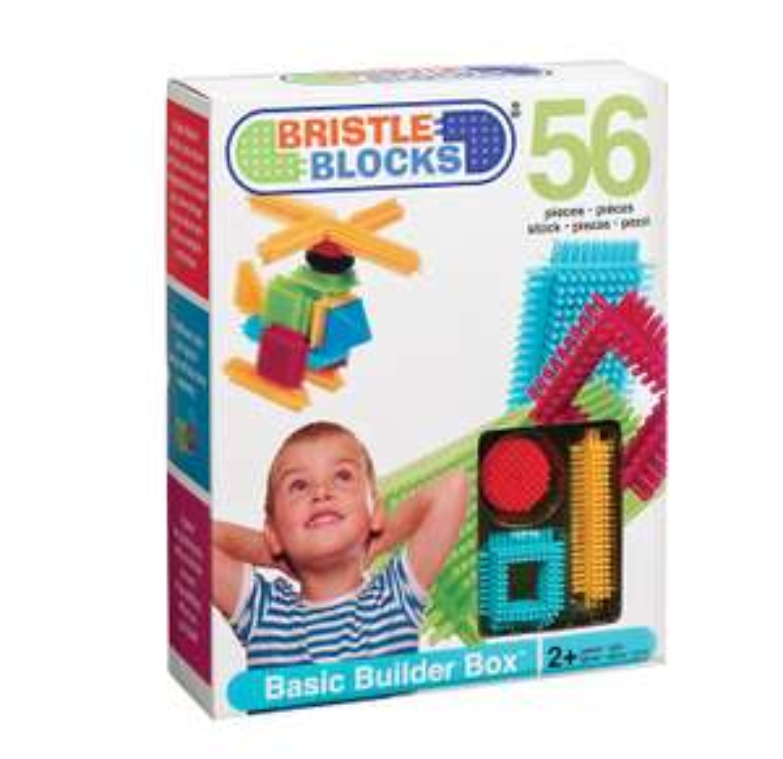 Jeu de construction Bristle Blocks 3070Z - 56 pièces