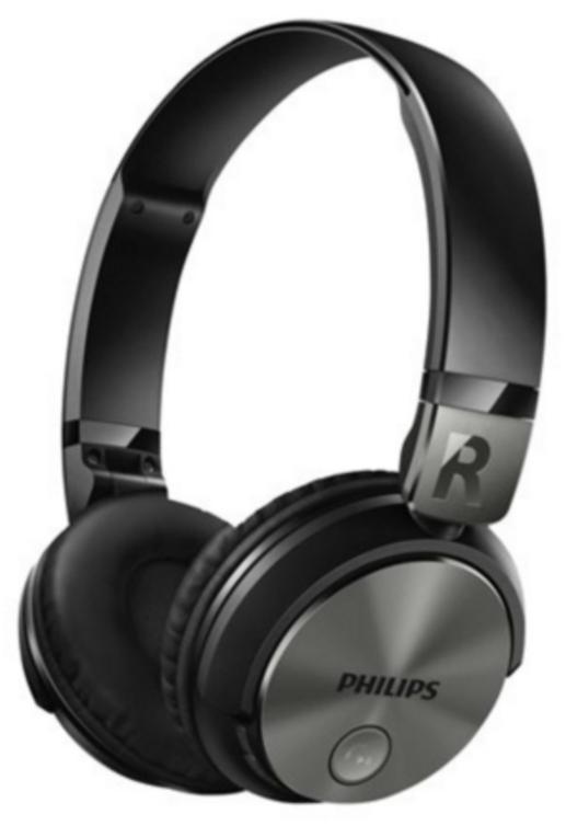 Casque Audio Bluetooth NFC Philips SHB3185BK