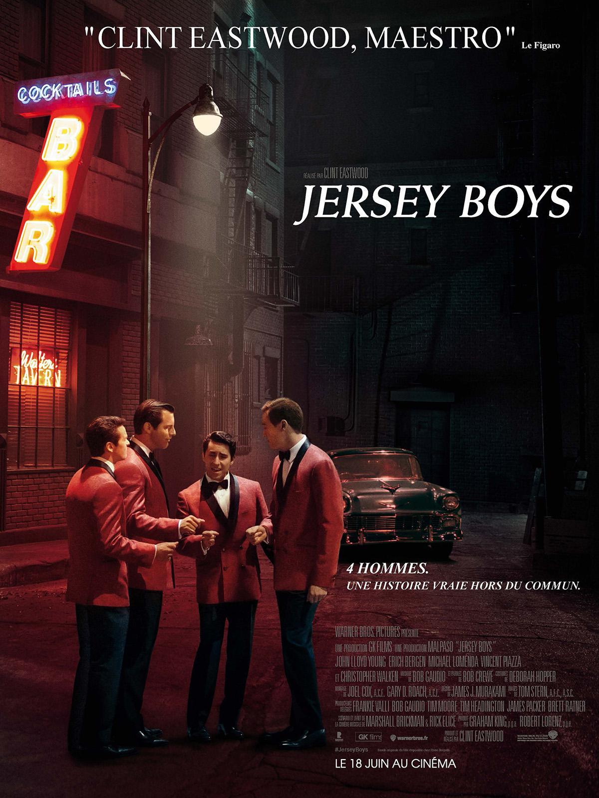 DVD Jersey Boys
