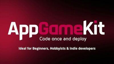 App Game Kit: Développement de jeux sur PC (Dématérialisé - Steam)