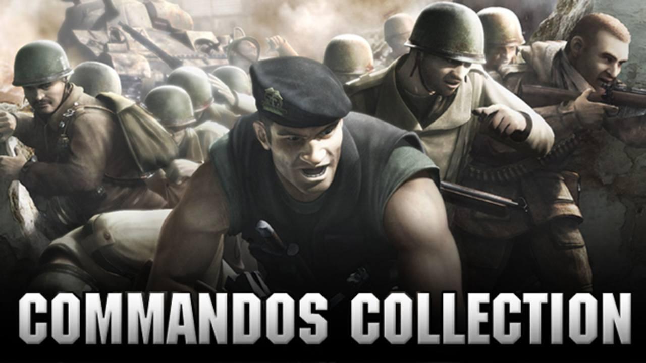 Commandos Collection sur PC (Dématérialisé)