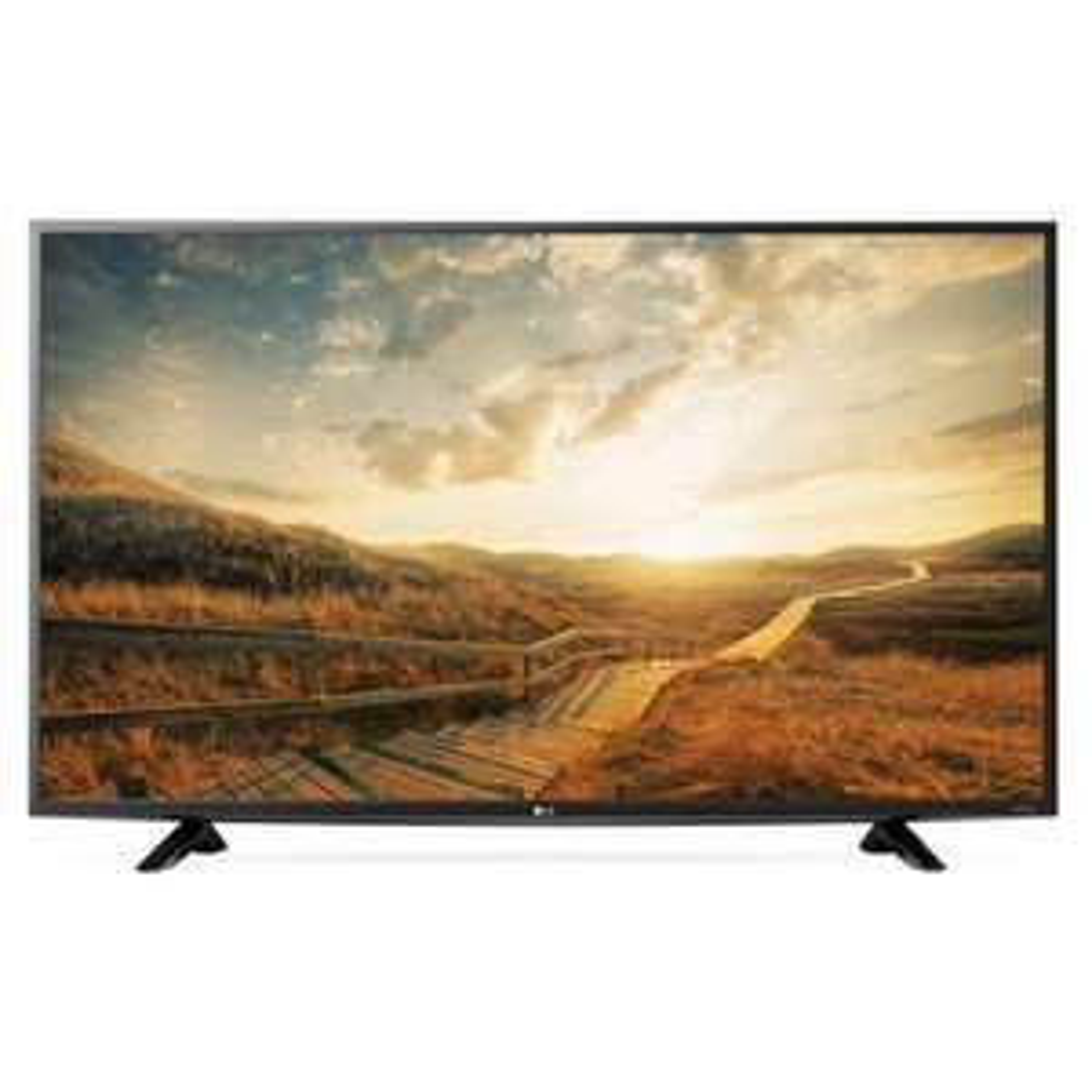 "TV LED 49"" LG 49UF640V - 4K, Smart TV (+50€ en bon d'achat)"