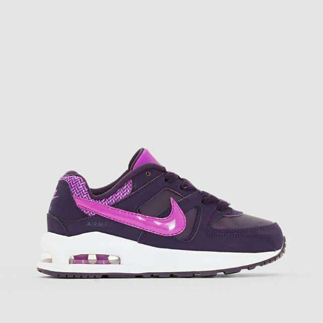 Chaussures Air max commande flex violette pour fille (taille 28 au 35)