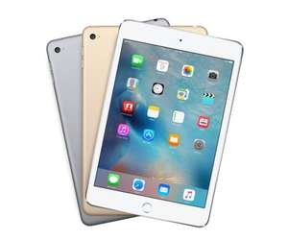 "Tablette 7.9"" Apple iPad Mini 4 - 16 Go (via 79.80€ sur la carte)"