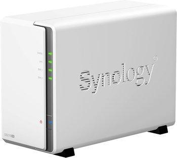 Serveur NAS Synology Diskstation DS216SE (boîtier vide, 2 baies)