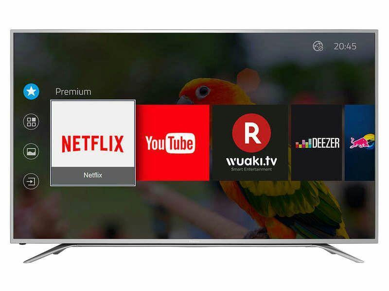 """TV 65"""" Hisense 65M5500 - 4K UHD, smart TV, LED"""
