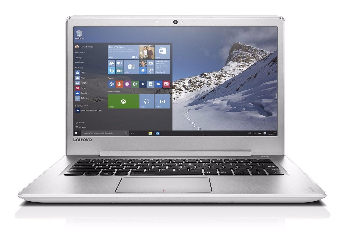 "PC portable 14"" full HD Lenovo IdeaPad 510S-14ISK (i7-6500U, R5-M430, 8 Go de RAM, 256 Go en SSD)"