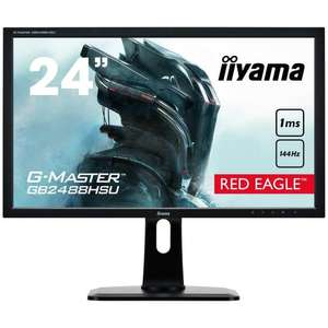 "Écran PC 24"" Iiyama ProLite GB2488HSU-B1 - full HD, 1 ms 144hz"