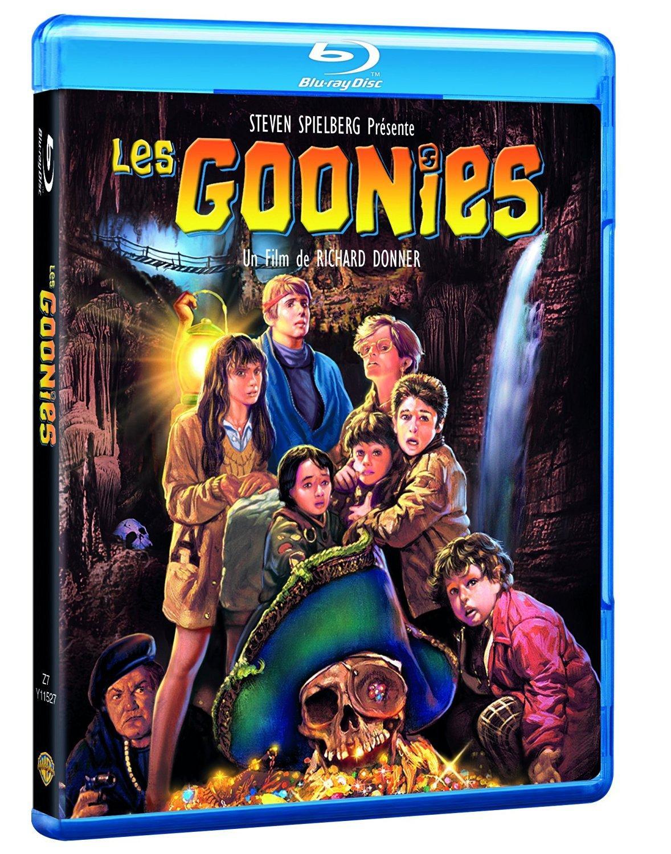 Blu-ray Les Goonies