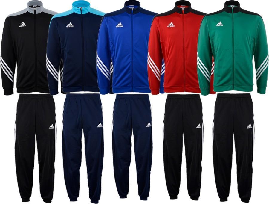 Survêtement Adidas Sereno 14 - 5 Coloris au choix