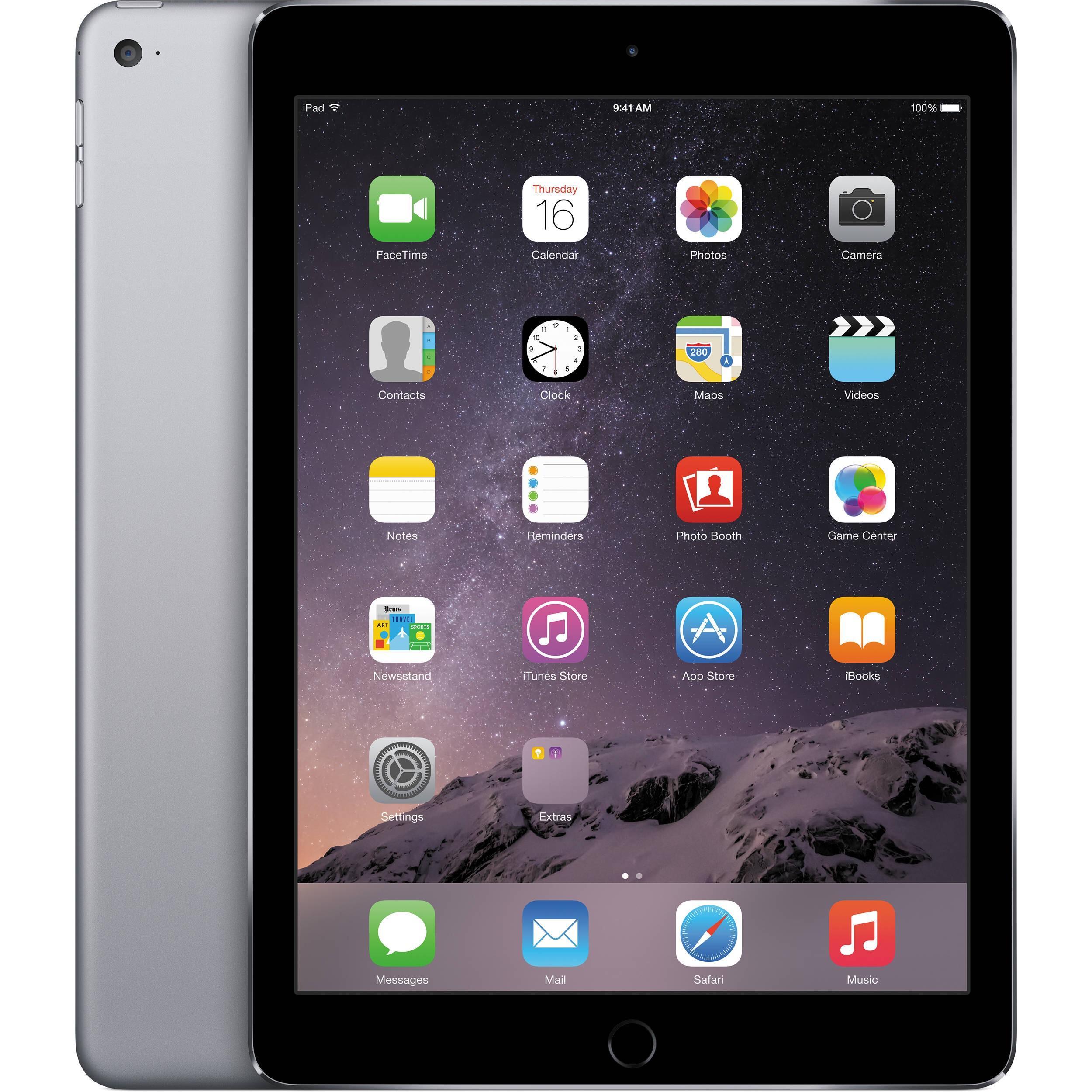 """Sélection de produits en promotion - Ex: Tablette 9.7"""" iPad Air 2 Gris sidéral 64 Go"""
