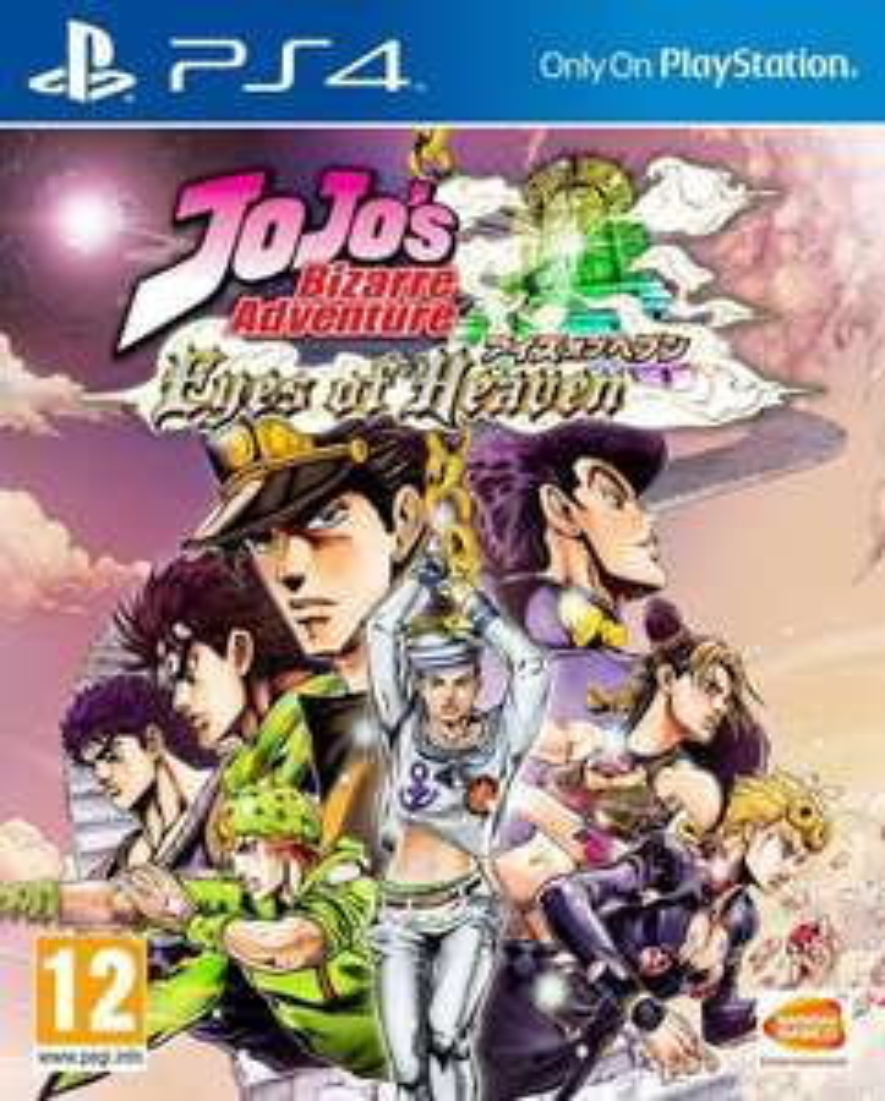 Jojo's Bizarre Adventure : Eyes Of Heaven sur PS4