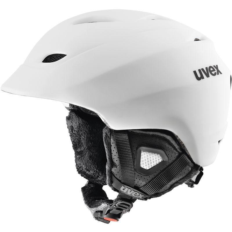 Casque ski et snowboard Uvex Saga pour adulte - Blanc