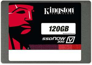 Disque SSD kingston V300 120 Go (7 mm) - Via Buyster