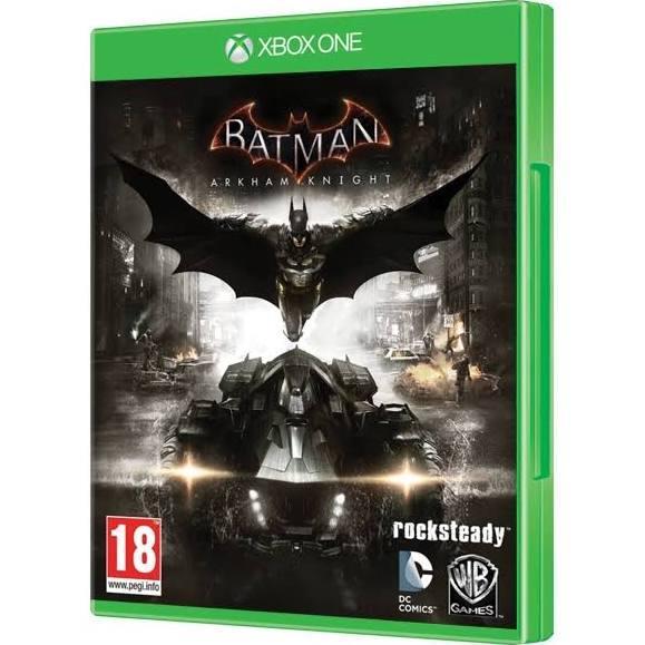 Batman: Arkham Knight sur Xbox One