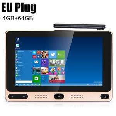 "Mini PC 5"" Gole1 - 720 x 1280, Intel Cherry Trail Z8300, RAM 4 Go, ROM 64 Go, Windows 10 / Android 5.1"