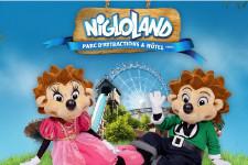Séjour au parc d'attractions Nigloland, par personne