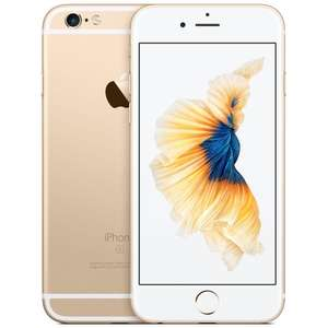 "Smartphone 4.7"" Apple iPhone 6s or - 128 Go (+ 32.2€ en SuperPoints)"
