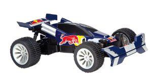 Véhicule Miniature Radio Commandé Carrera RC Red Bull Buggy - Bleu (Et autres modèles à -50%)