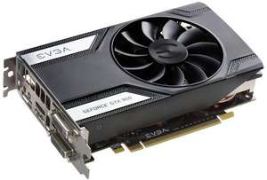Carte graphique Evga  Nvidia GTX 960 SC (SuperClocked) - 4 Go GDDR5