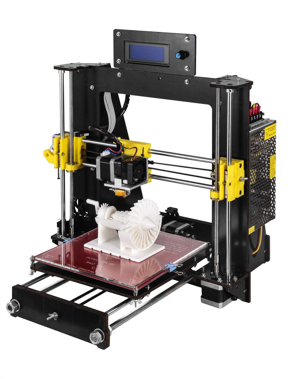 Imprimante 3D CTC Prusa I3 - 20x20x18 cm