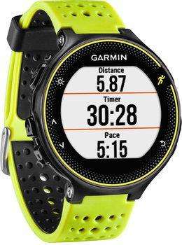 Montre connectée GPS Garmin Forerunner 230 - jaune