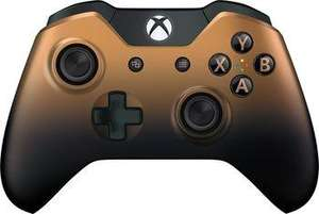 Manette sans-fil Microsoft Xbox One - Copper Shadow ou Dusk Shadow