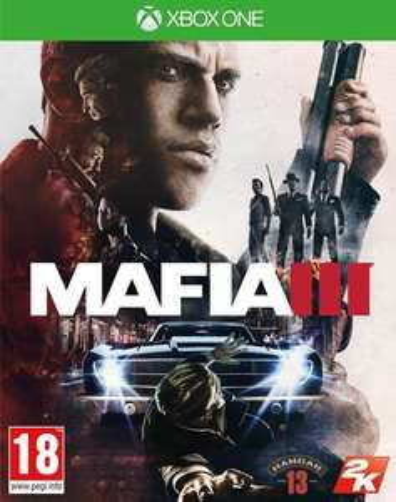 Mafia 3 sur Xbox One ou PS4