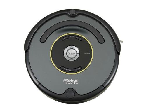 Aspirateur robot iRobot Roomba 651 - noir