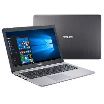 """PC Portable 15.6"""" Asus K501UX-DM100T - Intel i5-6200U, 8 Go de Ram, 1 To + 128 Go SSD, GeForce GTX 950M"""