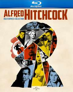Coffret Blu-ray : Alfred Hitchcock: The Masterpiece Collection