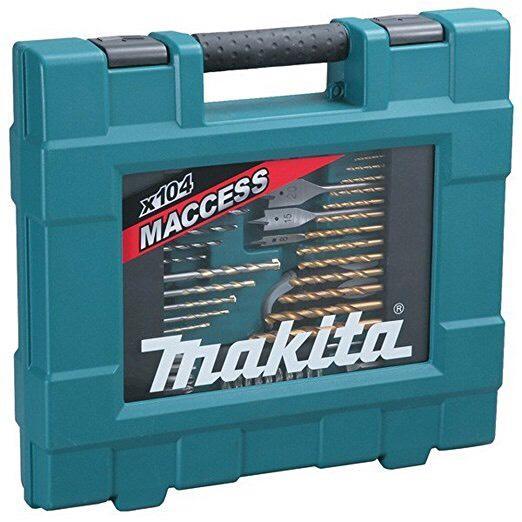 Coffret de perçage Makita D-31778 - 104 pièces