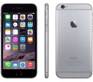 """Smartphone 4.7"""" iPhone 6 - Gris sidéral, 64Go"""
