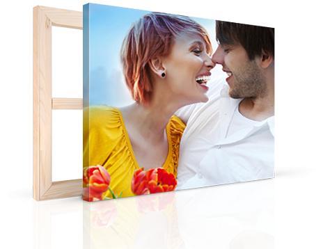 Promotion sur une séléction de format XXL - Ex: Photo sur cadre au format 90x60