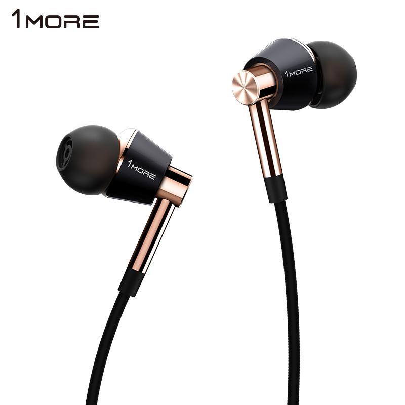Écouteurs intra-auriculaires 1More Original 1 Plus E1001 (Via Application Mobile)