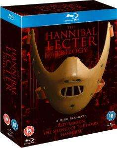Coffret Blu-ray Hannibal Lecter La Trilogie - VF et VOSTF