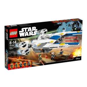 Jeu Lego Star Wars - Vaisseau rebelle Star Wars U-wing Fighter n°75155