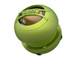 Enceinte portable capsule X-Mini Uno Verte / Paiement via Buyster