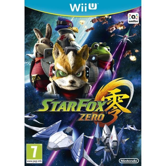 Star Fox Zero sur Wii U