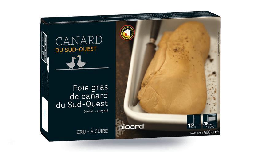 Jusqu'à 30% de réduction immédiate sur une sélection de produits - Ex: Boîte de 400g de Foie gras cru de canard du Sud-Ouest