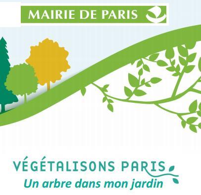 Jusqu'à 5 arbres offerts par la Mairie de Paris