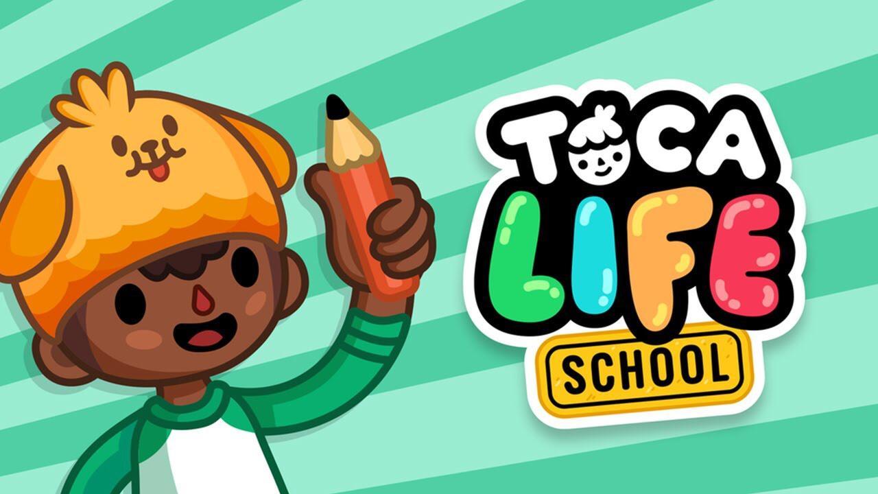 Application Toca Life : School gratuite sur iOS  (au lieu de 2€99)