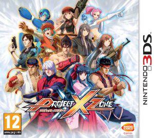 Project X Zone sur Nintendo 3DS (Import UK)